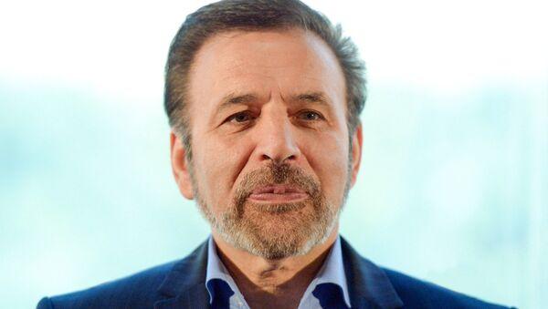 Глава аппарата президента Ирана Махмуд Ваези - Sputnik Азербайджан