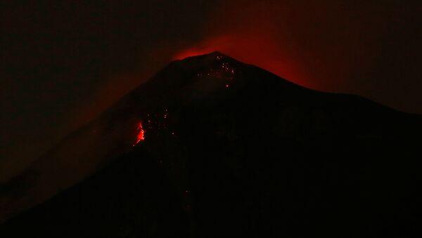 Fuego vulkanı - Sputnik Azərbaycan