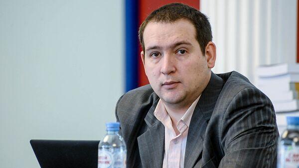 Михаил Нейжмаков. Фото с Facebook - Sputnik Азербайджан