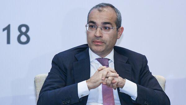 Министр налогов Азербайджана Микаил Джаббаров - Sputnik Azərbaycan