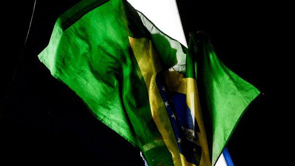 Braziliyanın bayrağı - Sputnik Azərbaycan
