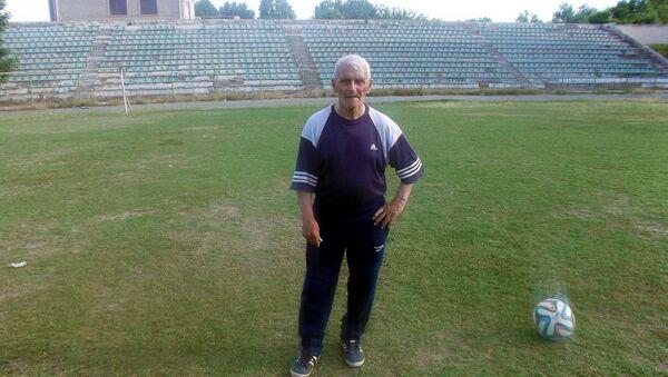Futbolçu İbrahim Cəmilov - Sputnik Azərbaycan