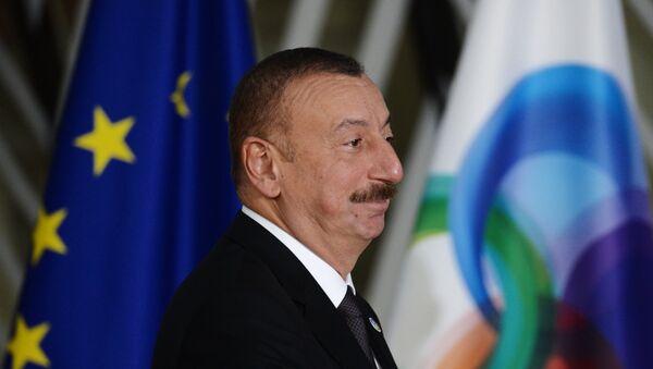 Президент Азербайджана Ильхам Алиев, архивное фото - Sputnik Азербайджан