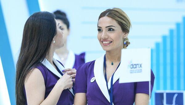 8-я Каспийская Международная Выставка Дорожная Инфраструктура и Общественный Транспорт - Sputnik Азербайджан