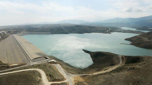 Джейранбатанское водохранилище - Sputnik Азербайджан