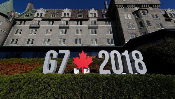 Саммит G7 - Sputnik Азербайджан