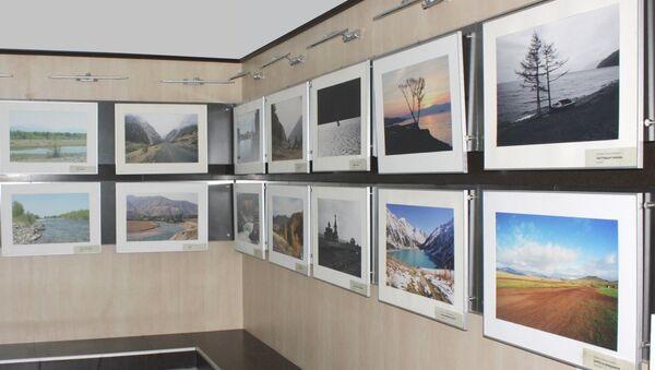 Выставка российского фотохудожника Георгия Богословского Будь счастливым на чистой Земле! - Sputnik Азербайджан