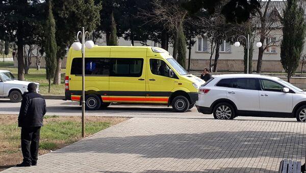 Təcili yardım avtomobili, arxiv şəkli - Sputnik Azərbaycan