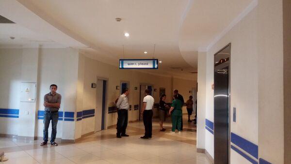 Диагностический центр в Газахском районе - Sputnik Азербайджан