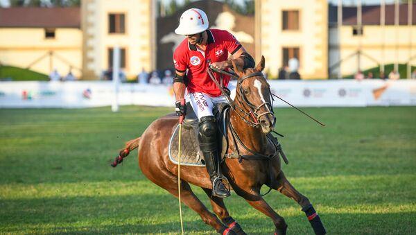 Кубок мира по конному поло в Баку - Sputnik Азербайджан