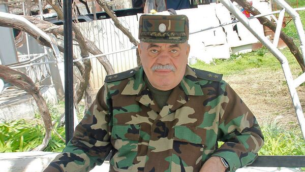 Генерал-лейтенант Манвел Григорян - Sputnik Azərbaycan