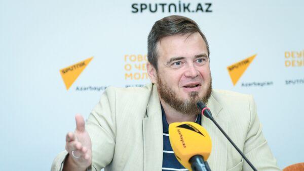 Павел Клачков – российский политолог - Sputnik Азербайджан