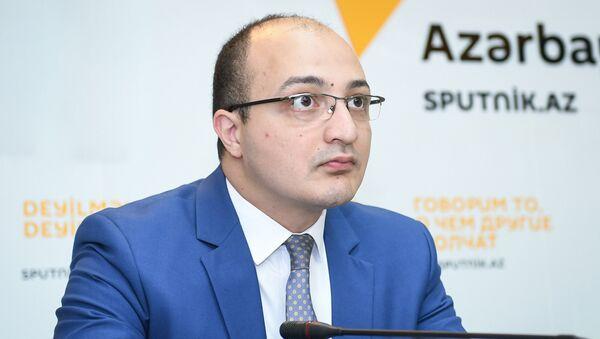 Заур Мамедов – политолог - Sputnik Azərbaycan