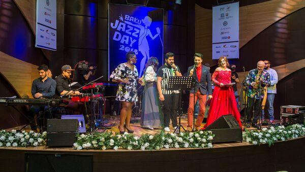 Baku Jazz Day 2018 - Sputnik Азербайджан