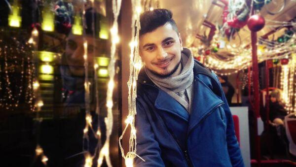 Азербайджанский исполнитель Ислам Дадашев - Sputnik Азербайджан