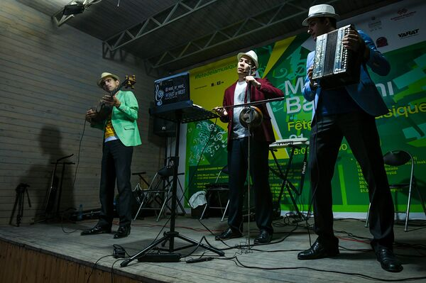 Фестиваль музыки la Fête de la Musique в Баку - Sputnik Азербайджан