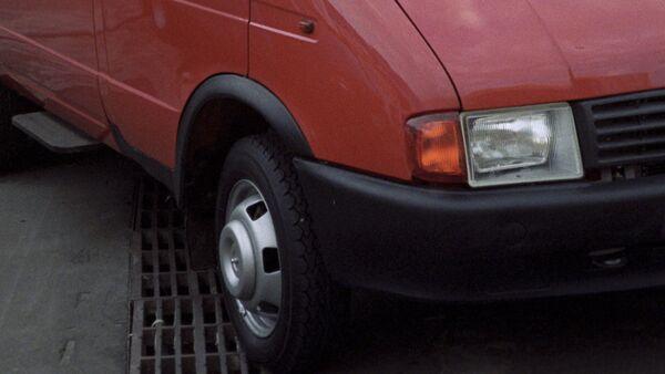 Автомобиль ГАЗель, фото из архива - Sputnik Азербайджан