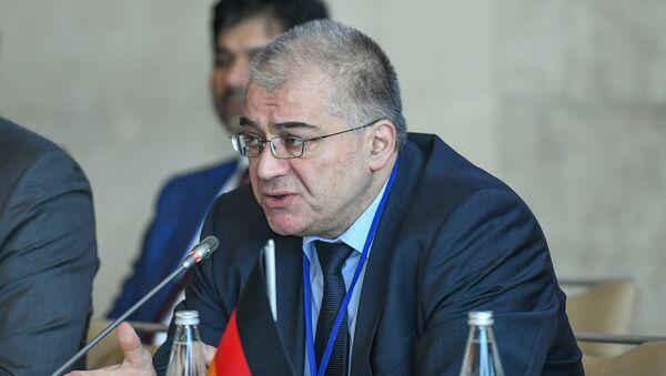 Заместитель министра иностранных дел Араз Азимов - Sputnik Азербайджан