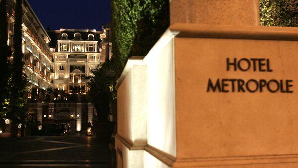 Отель Метрополь Монте-Карло, Монако - Sputnik Азербайджан