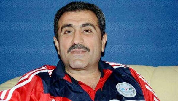 Заслуженный тренер Авез Тагиев - Sputnik Азербайджан