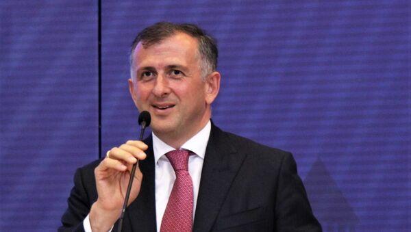 Zurab Pataradze - Sputnik Azərbaycan