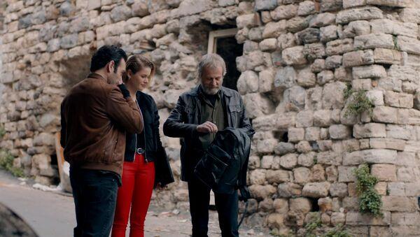 Кадр из фильма 8 дней - Sputnik Азербайджан