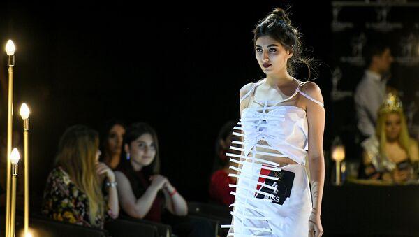 Miss & Mister Grand Azerbaijan gözəllik müsabiqəsinin finalı - Sputnik Azərbaycan