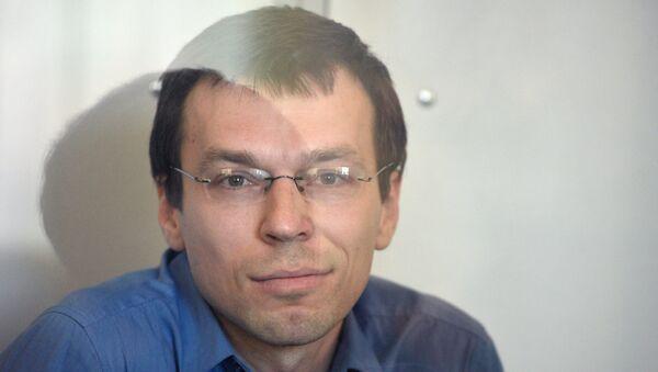 Журналист Василий Муравицкий - Sputnik Азербайджан