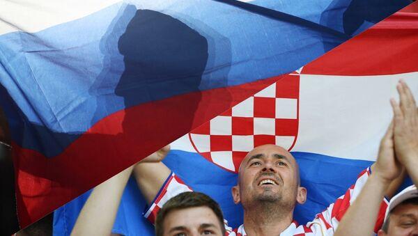 Россия – Хорватия: ожидания перед матчем - Sputnik Азербайджан
