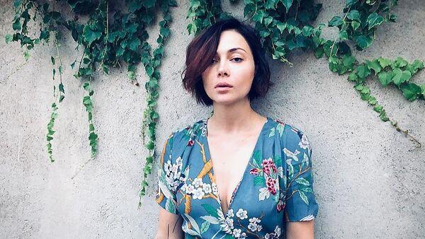 Российская актриса Настасья Самбурская - Sputnik Азербайджан
