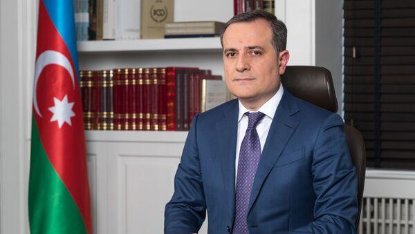 Министр образования Азербайджана Джейхун Байрамов  - Sputnik Азербайджан
