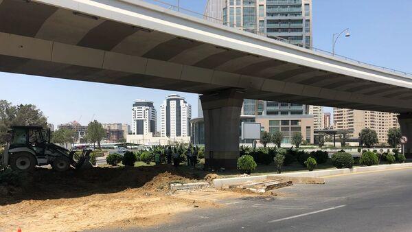 Будет изменена схема движения по улице Фазаила Байрамова - Sputnik Азербайджан