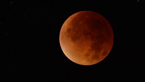 Кровавая луна - Sputnik Азербайджан