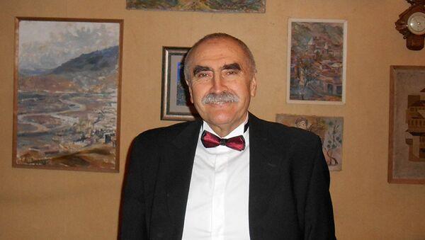 Профессор Тбилисского государственного медицинского университета Караман Пагава - Sputnik Азербайджан
