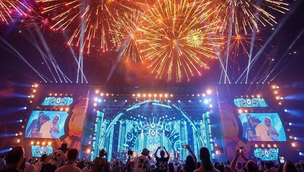 Фестиваль ЖАРА'17, фото из архива - Sputnik Азербайджан
