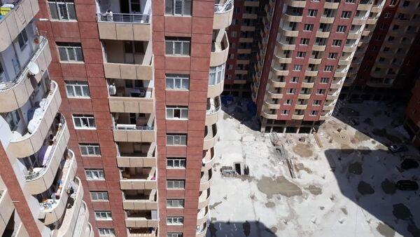 Дом в Ясамальском районе Баку, по улице Ахмедова, 24Б - Sputnik Азербайджан