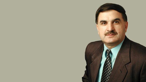 Эколог Хасиев Алан Владимирович - Sputnik Азербайджан