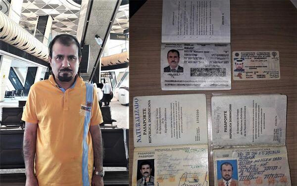 Мубарак Хасан Мохсен Саад - Sputnik Азербайджан