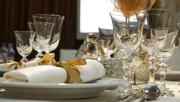Свадебный стол - Sputnik Азербайджан