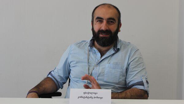 Константин Позов - Sputnik Азербайджан