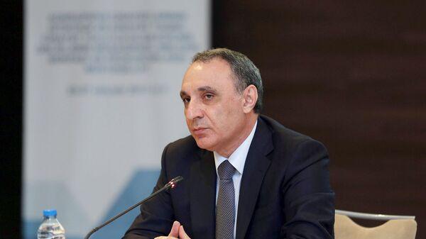 Кямран Алиев, начальник Главного управления по борьбе с коррупцией при генеральном прокуроре  - Sputnik Азербайджан