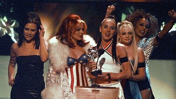 Британская поп-группа Spice Girls - Sputnik Азербайджан