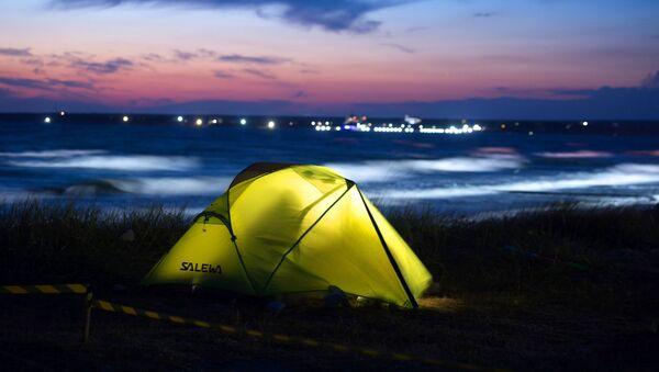 Палатка - Sputnik Azərbaycan