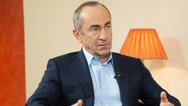 Роберт Кочарян - Sputnik Азербайджан