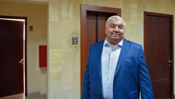 Юрий Хачатуров в здании специальной следственной службы Армении (26 июля 2018). Еревaн - Sputnik Азербайджан