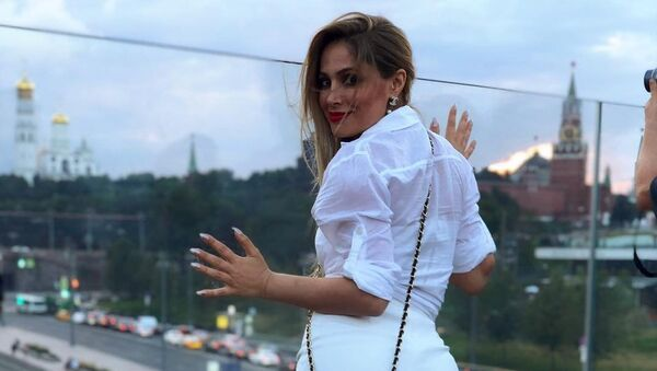 Певица Нигяр Джамал - Sputnik Азербайджан