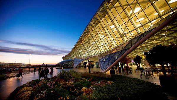Международный аэропорт Гейдар Алиев - Sputnik Азербайджан
