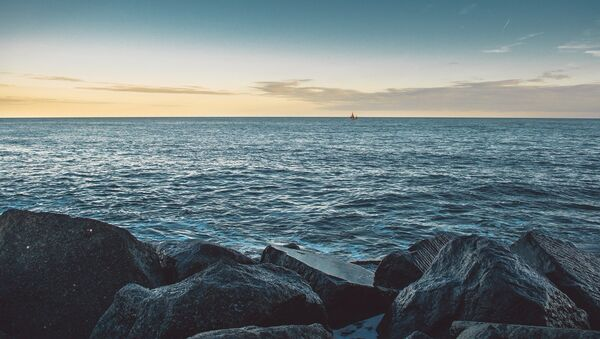 Море, фото из архива - Sputnik Азербайджан