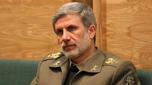 Министр обороны Ирана Амир Хатами, архивное фото - Sputnik Azərbaycan