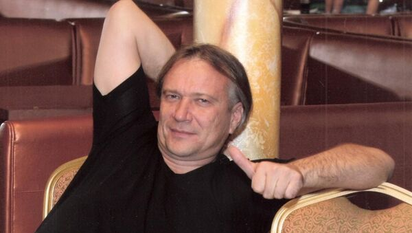 Олег Шишканов - Sputnik Azərbaycan